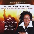 It's Praise Time In The House
