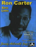 Ron Carter Bass Lines - Transcribed From Volume 12