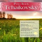 Peter Ilyich Tchaikovsky: The 1812 Overture, Op. 49; Marche Slave In B-Flat Major, Op. 31; Variations On A Rococo Theme For Violoncello And Orchestra, Op. 33; The Voyevode, Op. 78; Capriccio Italien, Op. 45