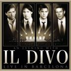 Evening with Il Divo: Live in Barcelona