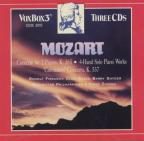 Mozart: Music for Piano 4 Hands / Firkusny, Weiss, Snyder