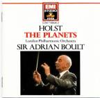 Holst: The Planets / Adrian Boult, London Philharmonic Orch