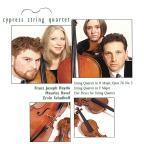 Cypress String Quartet Performs Haydn, Ravel & Schulhoff