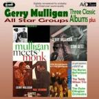 All Star Groups Three Classic Albums Plus