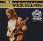 An Introduction To Mick Ralphs
