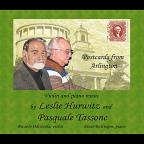 Postcards from Arlington: Violin and Piano Music by Leslie Hurwitz and Pasquale Tassone