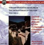 Tibetan Buddhist Rites From the Monasteries of Bhutan, Vol. 2: Sacred Dances & Rituals