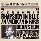 Gershwin: Rhapsody in Blue; An American in Paris