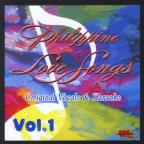 Vol. 1 - Philippine Love Songs