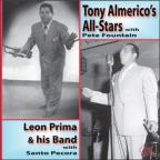 Tony Almerico's All-Stars/Leon Prima & His Band