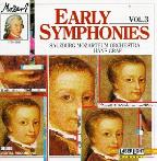 Mozart: Early Symphonies Vol 3 / Hans Graf