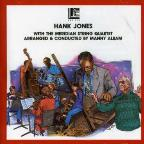 Hank Jones with the Meridian String Quartet