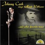 Johnny Cash Sings Hank Williams And Other Favorites