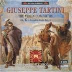Giuseppe Tartini: The Violin Concertos, Vol. 12 (In nomine Domini Dei ...)