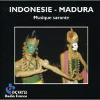 Indonesia - Madura: Musique Savante (Art Music)
