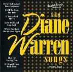 Karaoke: Diane Warren Songs