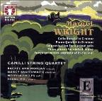 Epoch - Wright / Rachel Ann Morgan, Camilli String Quartet