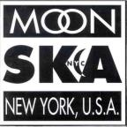 Moon Ska New York U.S.A.