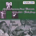 African American Music Festivals, 1938-1943: Folk Songs