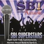Sbi Karaoke Superstars - Right Said Fred, Communards, Hermes House Band & Dario G.