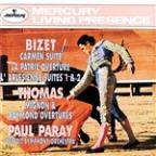 Bizet: L'Arlesienne Suites 1 & 2, Etc / Paray, Detroit So