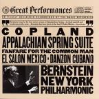 Copland: Appalachian Spring; Fanfare for the Common Man; El Salon Mexico; Danzon Cubano