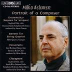Milko Kelemen Portrait of a Composer