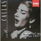Maria Callas - In Rehearsal Dallas 1957