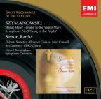 Szymanowski: Stabat Mater; Litany to the Virgin Mary; Symphony No. 3