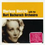 Marlene Dietrich with the Burt Bacharach Orchestra