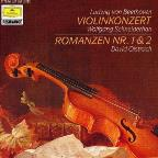 Violin Con In D Major Romanza For Violin & Orchest