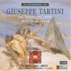 Giuseppe Tartini: The Violin Concertos, Vol. 13 (Misterio anima mia)
