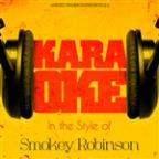 Karaoke - In The Style Of Smokey Robinson - Single