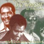 Complete O.V. Wright on Hi Records, Vol. 2: On Stage