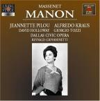 Massenet:Manon 1977 Dallas Live