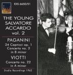 Young Salvatore Accardo, Vol. 2 (1962)