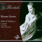 Renata Scotto: Arias & Scenes