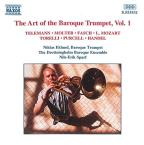 Art of the Baroque Trumpet, Vol. 1