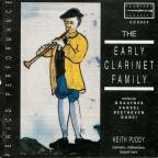 Early Clarinet Family