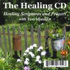 Healing CD, Healing Scriptures and Prayers