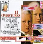 A Little Night Music - Mozart: 11 Overtures