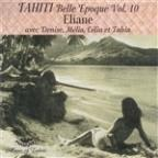 Tahiti Belle Epoque, Vol. 10