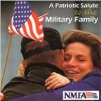 Patriotic Salute to the Military Family
