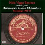 Bentzon Plays Bentzon & Schoenberg