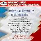 Marches and Overtures à la Française / Paray, Detroit SO