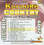 Country Hits of the Month: September 2009
