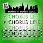 From the Hit Broadway Musical A Chorus Line