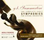 Complete Early String Symphonies