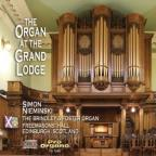 Organ at the Grand Lodge
