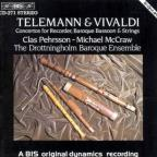 Telemann & Vivaldi: Concertos for Recorder and Bassoon